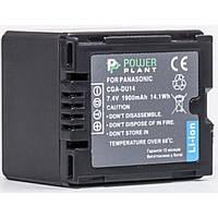 Аккумулятор к фото/видео Panasonic CGA-DU14 PowerPlant (DV00DV1182)