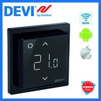 "Терморегулятор DEVIreg™ Smart Wi-Fi  ""черный"""