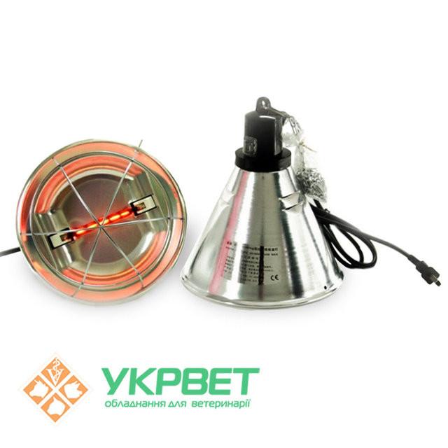 Брудера (абажуры) для инфракрасных ламп HL, тип цоколя R7s-7