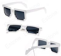 Женские солнцезащитные очки Белые