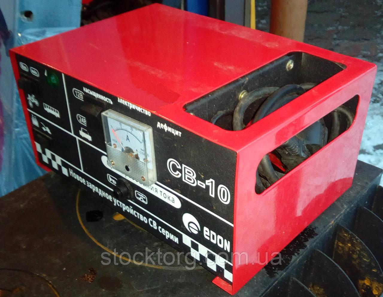 Зарядное устройство Edon CB-10