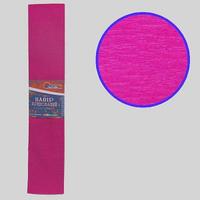Гофро-папір JO Малиновий 55%, 20г/м2 ,50*200см, KR55-8016