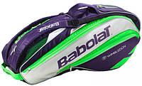 Теннисный чехол Babolat X6 Pure Wimbledon 2016 Новинка!