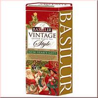 Черный чай «Новогодний подарок», Коллекция Винтаж 100гр