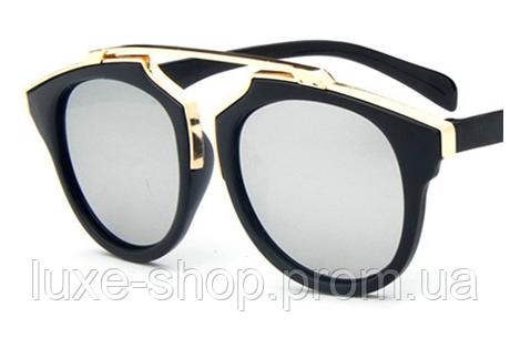 5b1d10e1dab5 Женские солнцезащитные очки, копия Dior, зеркальные стекла - Luxe Shop в  Черниговской области
