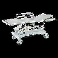 Каталка з гідравлічною системою для пацієнтів з надмірною вагою НМ 2059 G