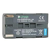 Аккумулятор к фото/видео PowerPlant Samsung SB-L160 (DV00DV1277)