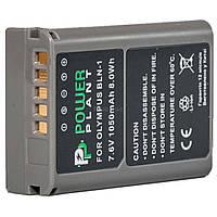 Аккумулятор к фото/видео PowerPlant Olympus PS-BLN1 (DV00DV1332)