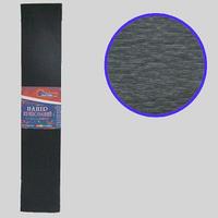 Гофро-папір JO Чорний 55%, 20г/м2 ,50*200см, KR55-8019