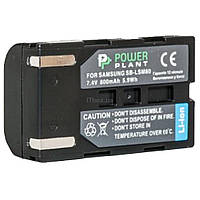 Аккумулятор к фото/видео PowerPlant Samsung SB-LSM80 (DV00DV1349)
