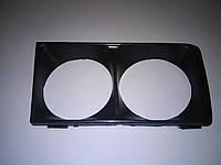 Накладка передних фар (очки) для ВАЗ 2106