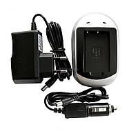 Зарядное устройство для фото PowerPlant Canon NB-6L, Samsung SLB-10A (DV00DV2232)
