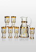 Набор для напитков Royal Arabesque Gold (6+1)