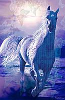 """Схема для вышивки бисером """"Лошадь"""", А2"""