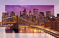 """Схема для вышивки бисером """"Бруклинский мост"""", А2"""