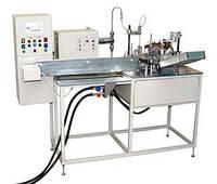 Автомат для наполнения и запайки ампул.  Модель ТБ-040
