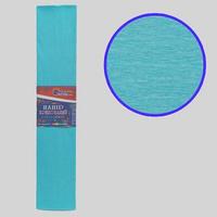 Гофро-папір JO Світло-блакитний 55%, 20г/м2 ,50*200см, KR55-8023