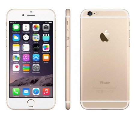 Apple iPhone 6 64GB (Gold) Refurbished