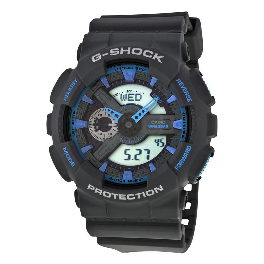 Часы мужские Casio G-Shock GA-110TS-8A2ER