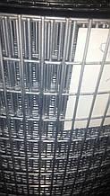 Сетка сварная оцинкованная, Ячейка 25х50 мм. Диаметр 2,0 мм.