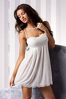 Утонченная сорочка Nicolette cream Casmir, S/M, L/XL, XXL/XXXL