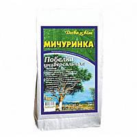 Побелка Мичуринка (1 кг), садовая, сухая - для побелки деревьев с целью защиты от ожогов, вредителей, болезней