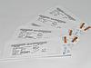 Шовный материал PVDF 4/0 USP 45 см, режущая игла 19 мм 3/8