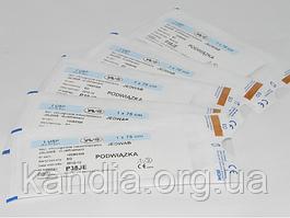 Хирургическая нить ШЕЛК 3/0 USP 75 см, режущая игла 16 мм 3/8