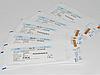 Шовный материал ШЕЛК 3/0 USP 3x45 см, лигатура