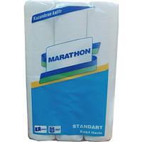 Marathon Standart  Рушник паперовий кухонний 2-х шар. 12,5 м. 12 рул. (4 уп/ящ)