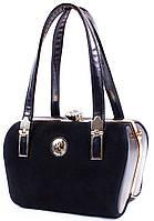Женская сумка 61417 Замшевые женские сумки, большой выбор, недорого!
