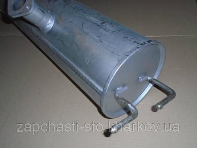 Глушитель выхлопной системы Chery Tiggo UA
