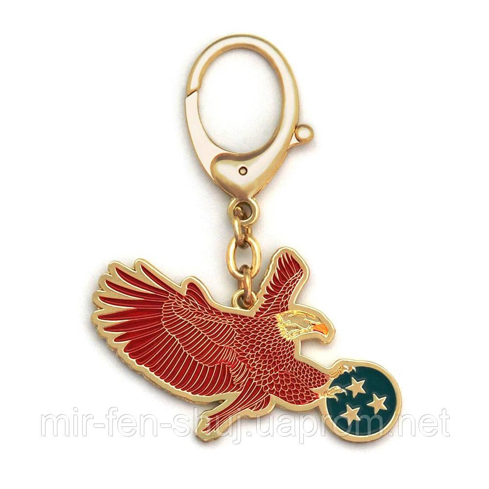 Брелок Красный Орел- для защиты от Желтой №3. - «Мир Фен Шуй» интернет-магазин товаров фэн шуй в Киеве