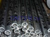 Труба толстостенная   алюминиевая  35х7,5х6000 мм АД 31 Т5  цена купить порезка