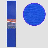 Гофро-папір JO Темно-синій 55%, 20г/м2 50*200см, KR55-8039