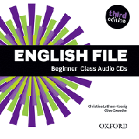 Аудио диски English File 3rd Edition Elementary Class Audio CDs