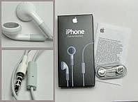 Оригинальная гарнитура для Iphone