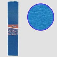 Гофро-папір JO Синій 55%, 20г/м2 50*200см, KR55-8042