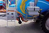Прицепной опрыскиватель Максус ОП-2000 штанга 18 м. с компьютером, фото 7