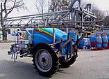 Прицепной опрыскиватель Максус ОП-2000 штанга 18 м. с компьютером, фото 5