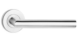 Дверная ручка Nova нержавеющая сталь