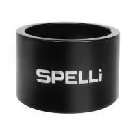 Кольцо проставочное Spelli SAS-20 mm BLK
