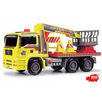 Автомобиль Подъемник с воздушной помпой Dickie Toys 3805002