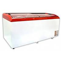 Ларь морозильный Juka M 800 S (гнутое стекло)