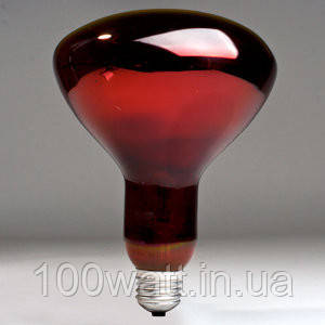 Лампа инфракрасная ИКЗК 250 Вт Е27 (Калашниково)