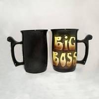 """Кружка пивная """"Big Boss"""""""