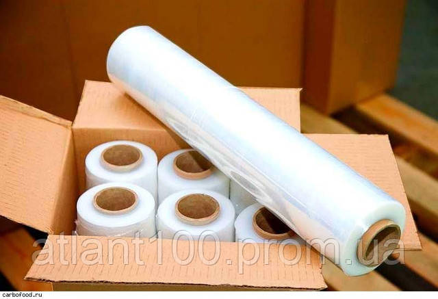 Стрейч пленка – упаковочный материал