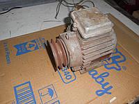 Двигатель трехфазный асинхронный 4ААМ56В2УЗ б/у