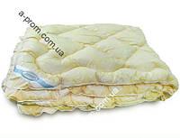"""Одеяло искусственный лебяжий пух """"Лелека"""", полуторное(140х205см), расцветка в ассортименте"""
