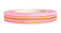 Лента флористическая - светло-розовая (2 см х 50 м)
